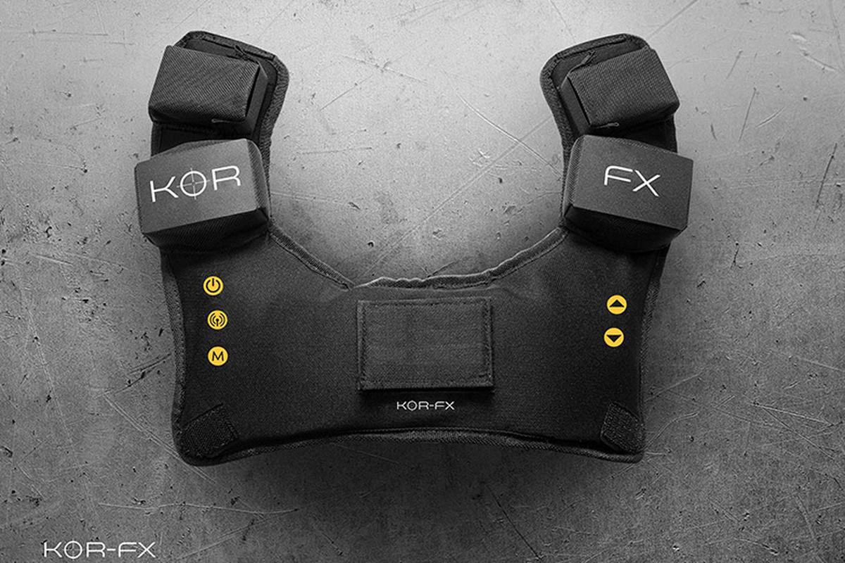 KOR-FX Gaming Vest 1