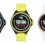 PUMA Sport 44mm Heart Rate Smartwatch 4