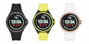 PUMA Sport 44mm Heart Rate Smartwatch 11