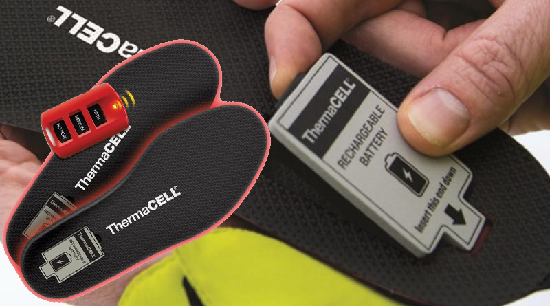 Thermacell Proflex Heated Insoles