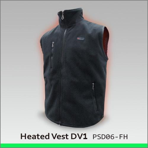 Heated Outdoor Vest DV-1 4