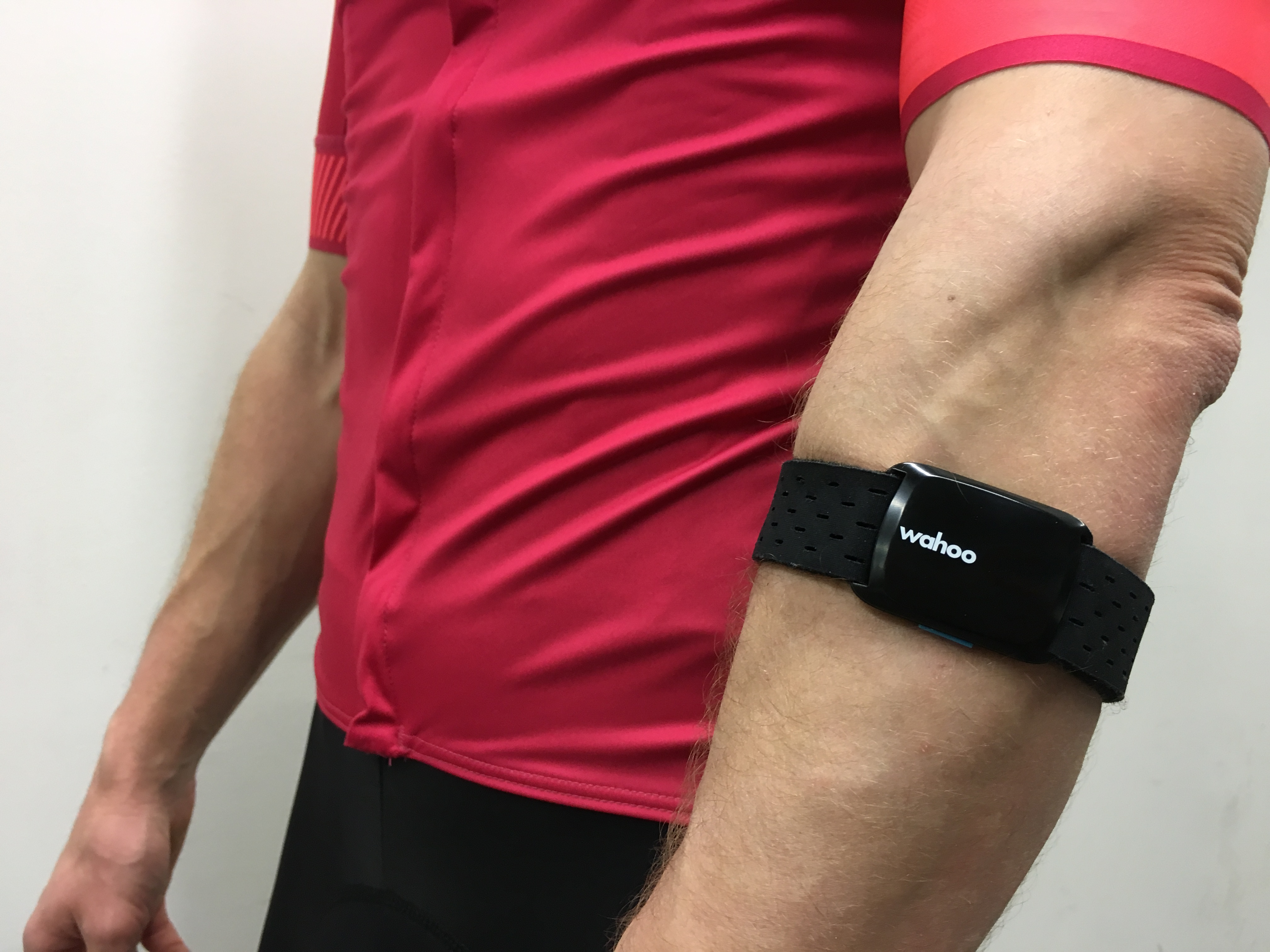 Wahoo Tickr Fit armband review | Cyclist