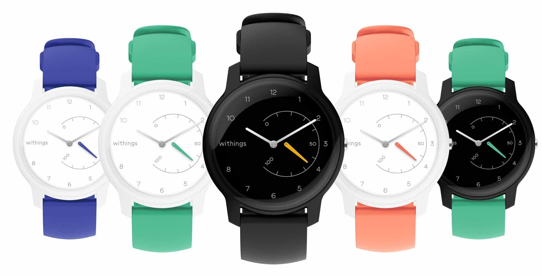 Withings Move Hybrid Smartwatch 32