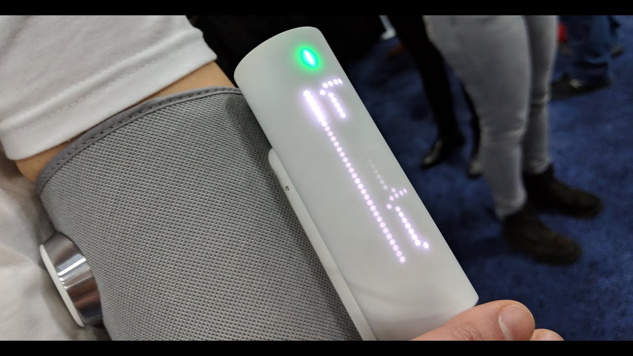 Withings Move ECG smartwatch and BPM Core demo - YouTube