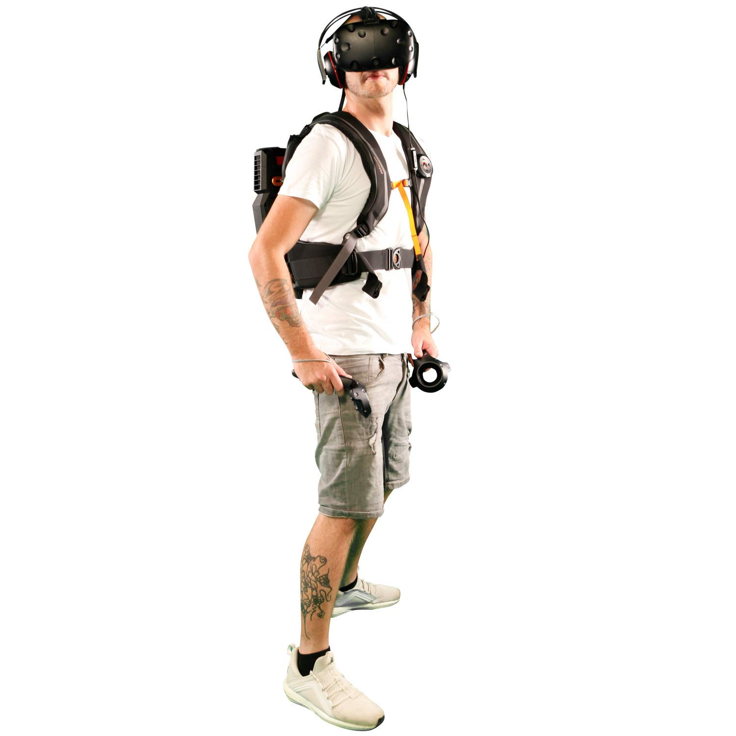 Woojer Vest Pro: Powerful Location-Specific Haptic Vest ...