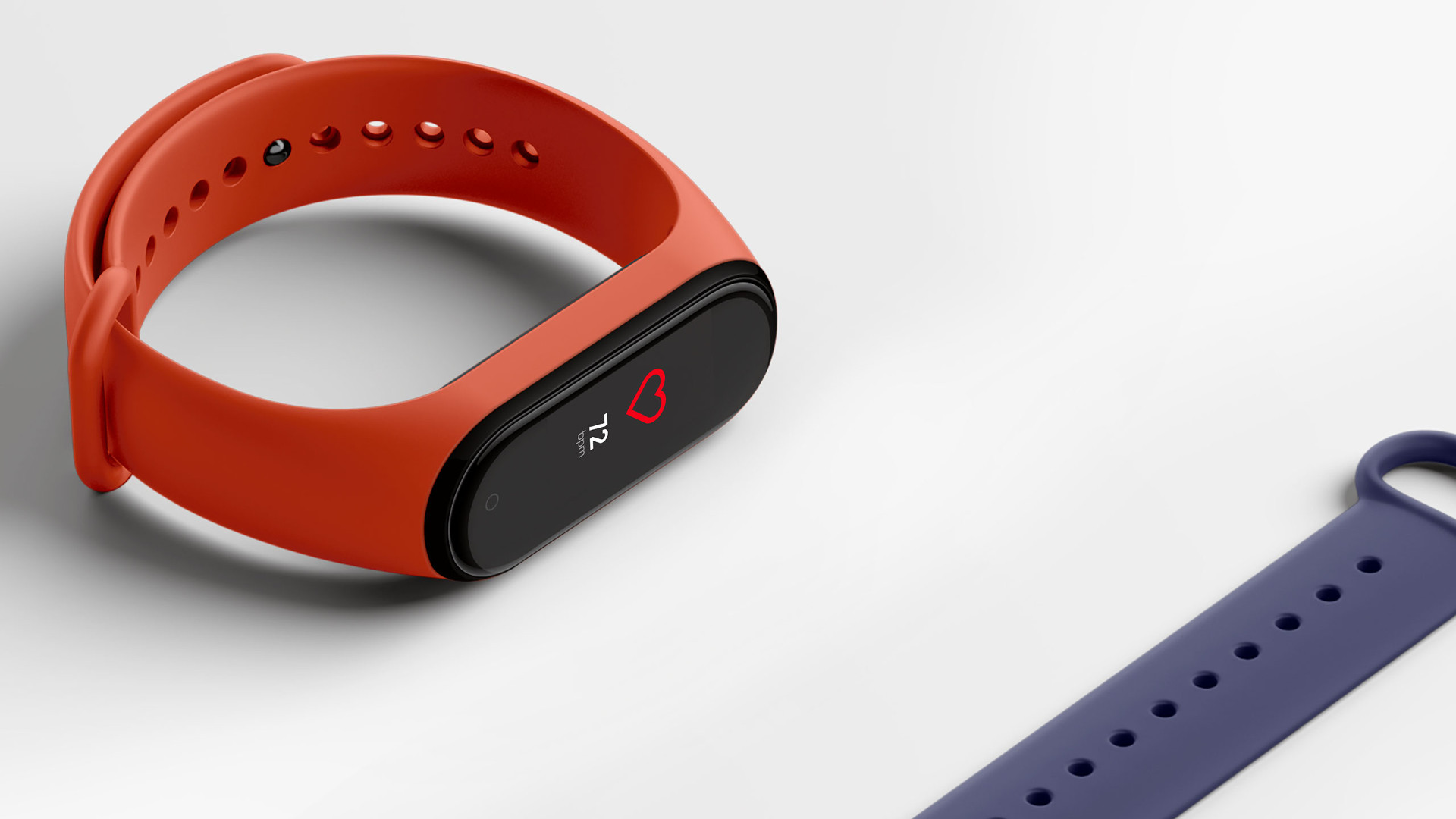 Xiaomi Mi Band 4 announced: The cheap fitness band just ...
