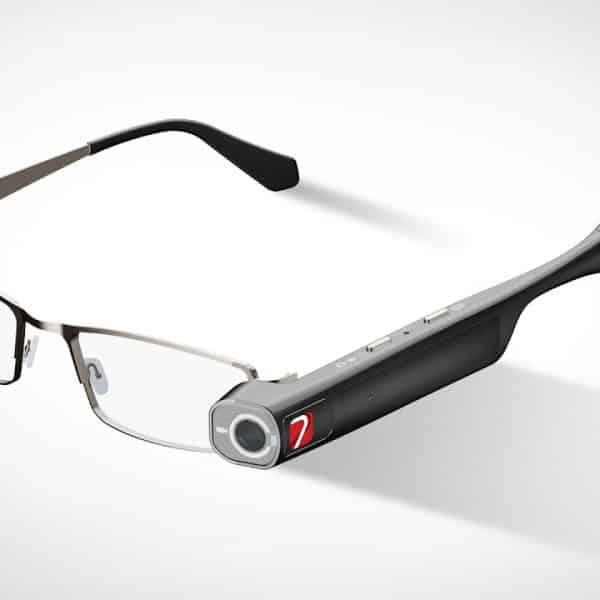 TheiaPro HD Camera Glasses 3