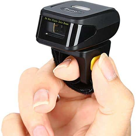 Ring Barcode Scanner 10