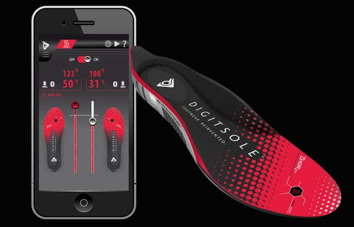 Digitsole Heated Smart Insoles 2