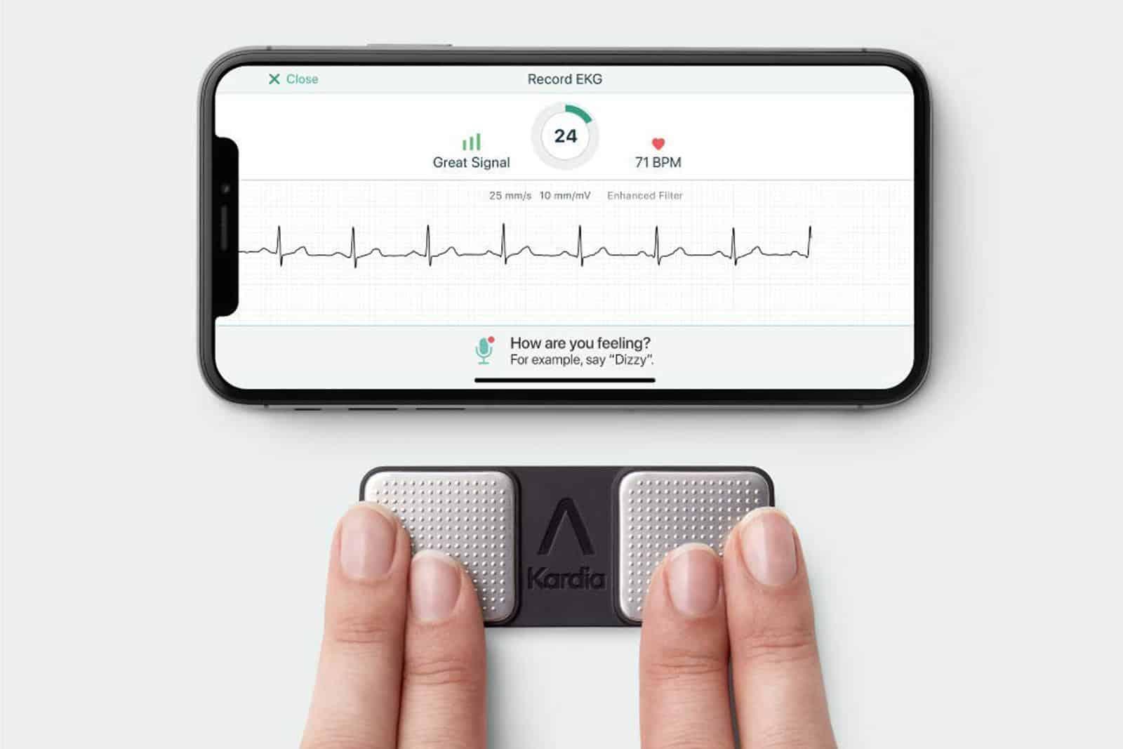 Kardia Personal EKG 5