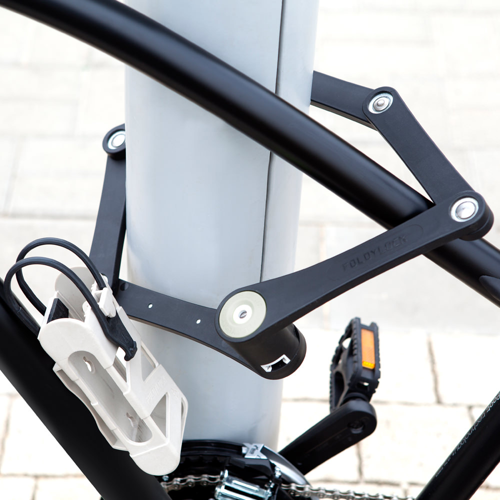 Foldylock Classic Bike Lock now available and on sale ...