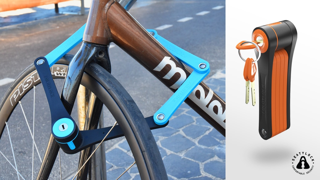FOLDYLOCK COMPACT - Crafted for Bike Protection by ...