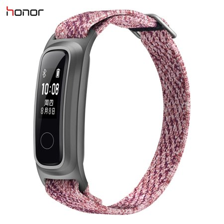 honor Band 5 Smart Bracelet Running Guidance Basketball Wristband Wrist & Footwear Mode Sleep Monitor 5ATM Waterproof (Basketball Mode only supports Android 4.4 and above system)