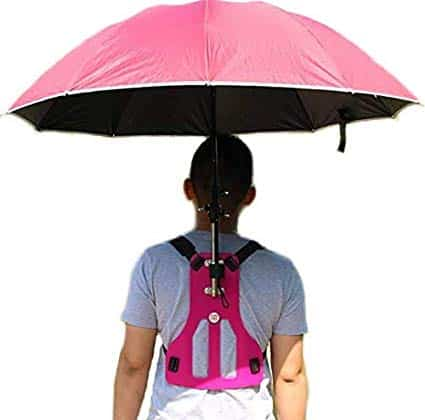 Wearable Umbrella 5