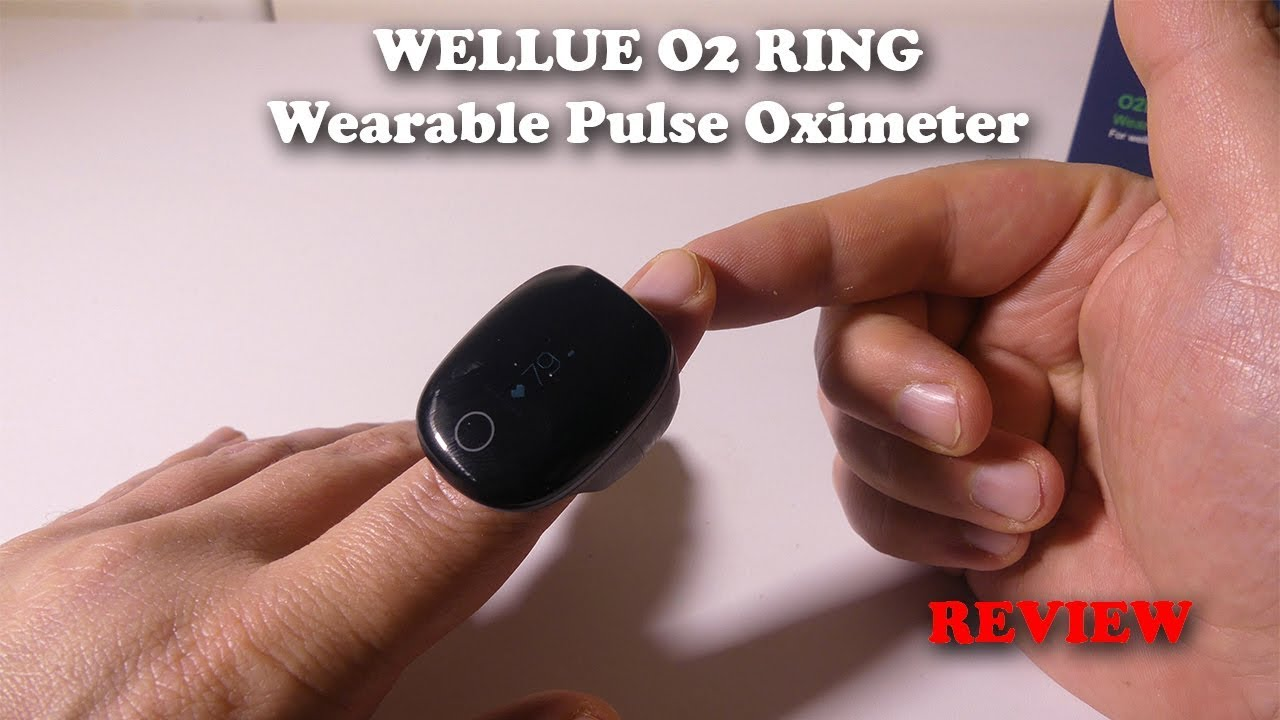 Wellue O2Ring