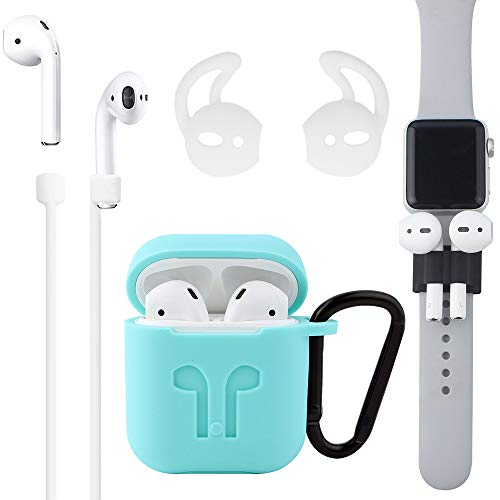 Airpods Case in Mint Green