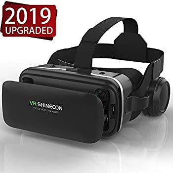 Amazon.com: 3D VR Virtual Reality Glasses for Gaming ...