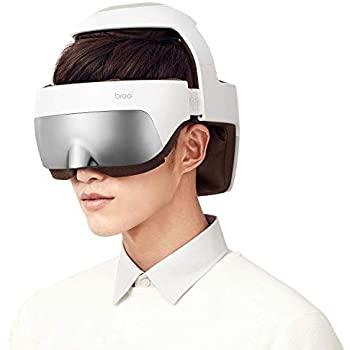 Amazon.com: Breo iDream5 Rechargeable Head Massager, Eye ...