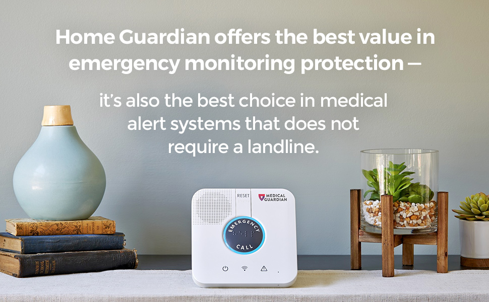 Home Guardian medical alert