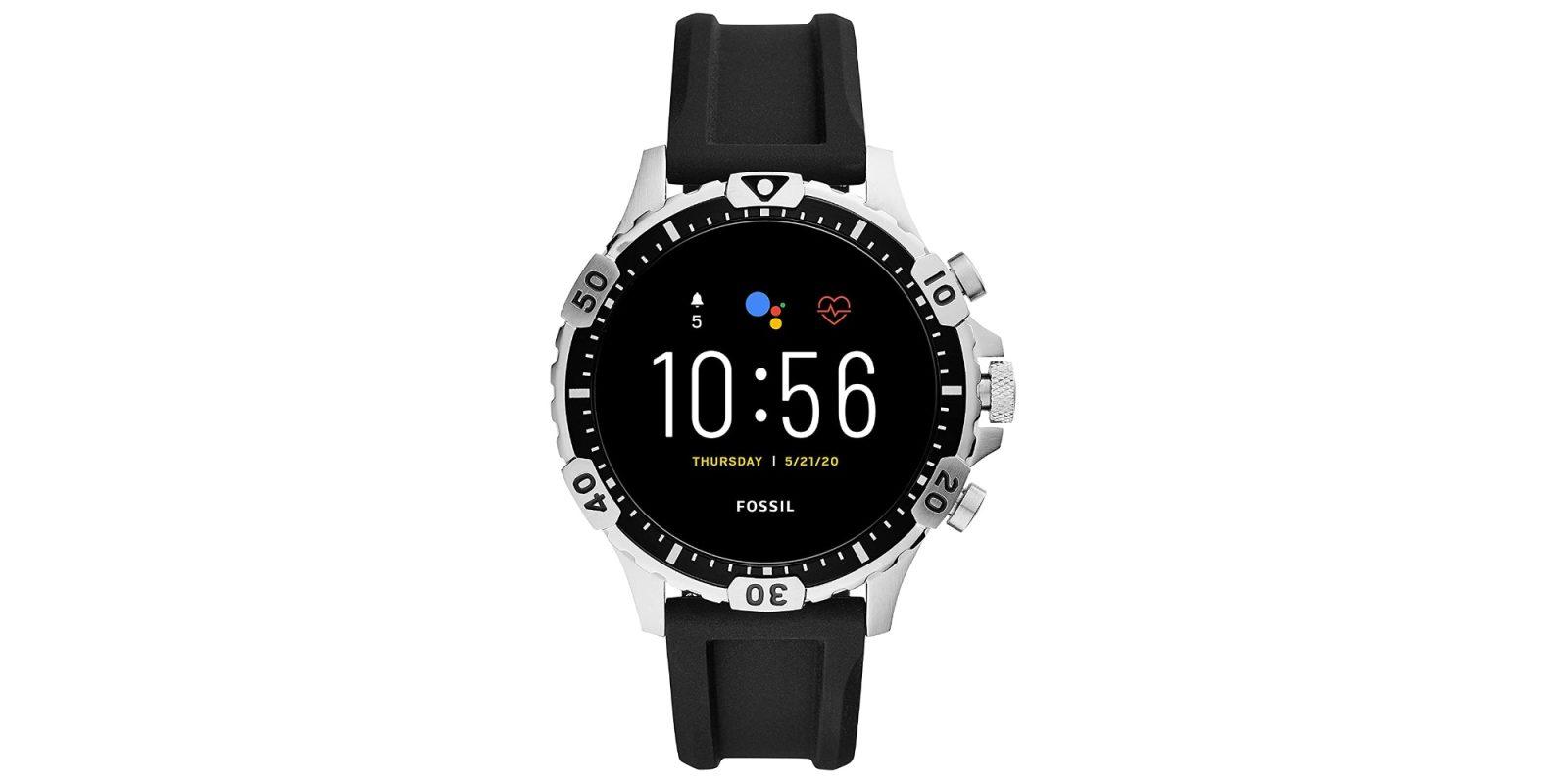 An all-time low brings Fossil's Gen 5 Garrett Smartwatch ...