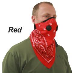 ATV Tek Bandana Style Dust Mask - 13984970 - Overstock.com ...