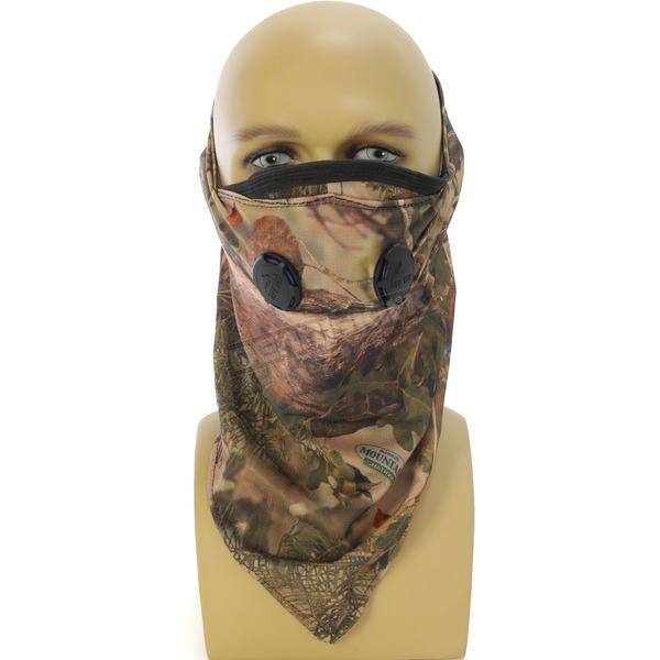 ATV Tek Camo Pro Series Bandana Dust Mask - BDMCAMO Dirt ...