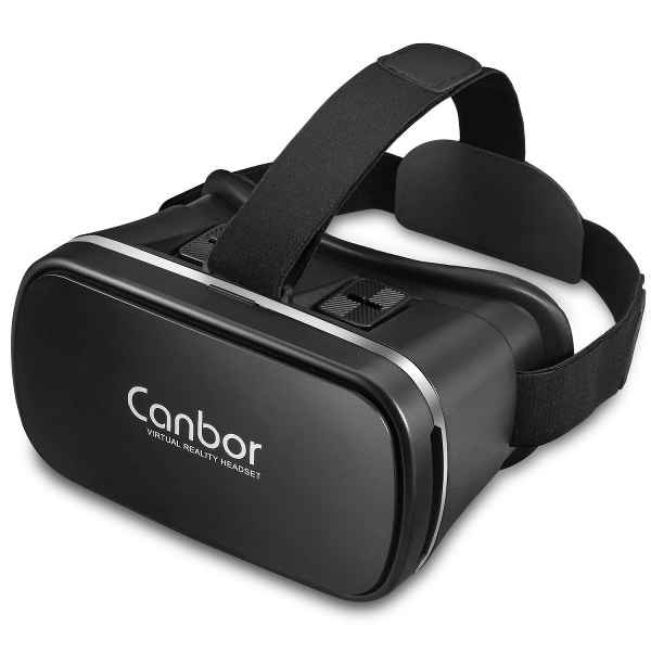 BNEXT VR PRO review - affordable mobile VR headset for ...