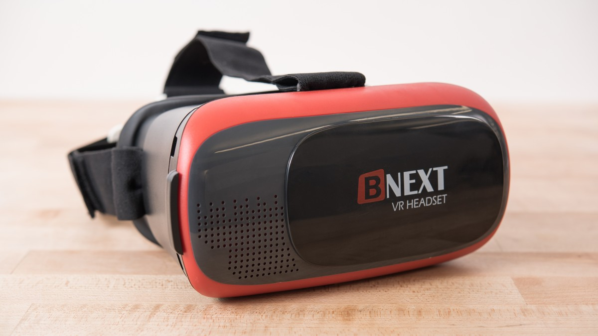 Bnext VR Review | TechGearLab
