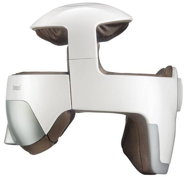Breo iDream5 Eye & Head Massager – Breo-USA