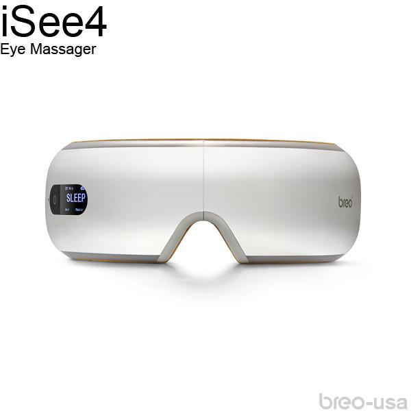 Breo Massager - iSee4 Wireless Digital Eye Massager with ...