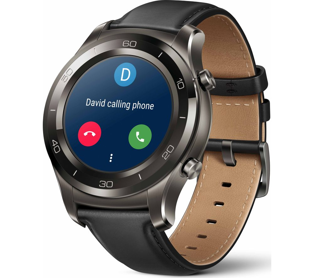 Buy HUAWEI Watch 2 Classic - Grey | Free Delivery | Currys