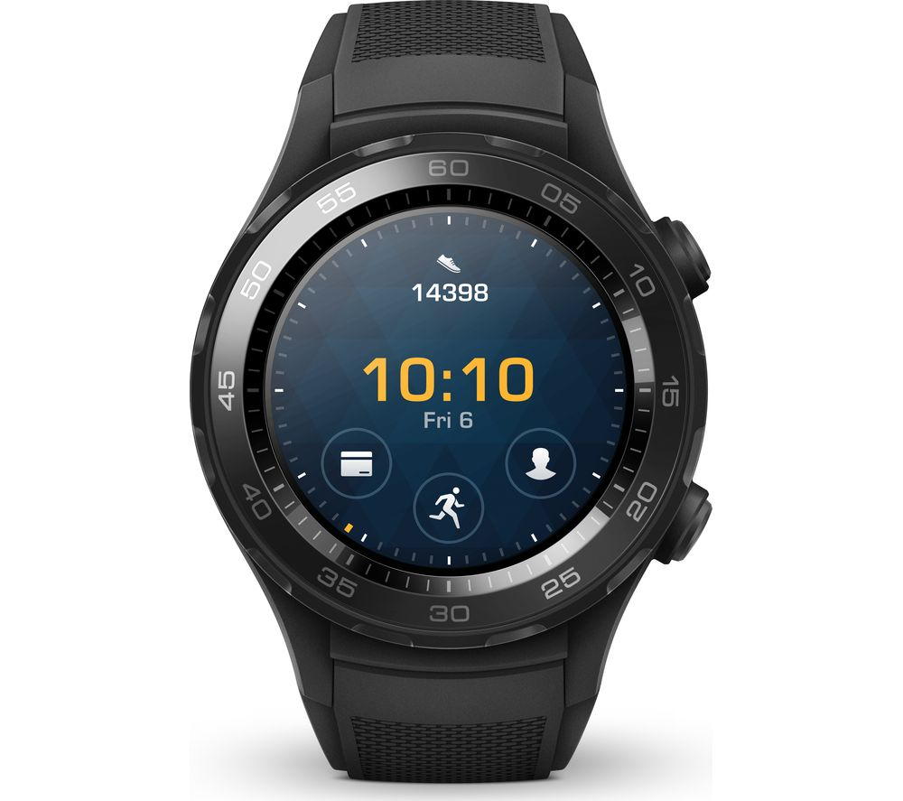 Buy HUAWEI Watch 2 Sport - Black | Free Delivery | Currys