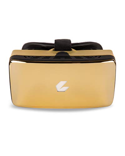 CEEK VR Headset Goggles - Gold