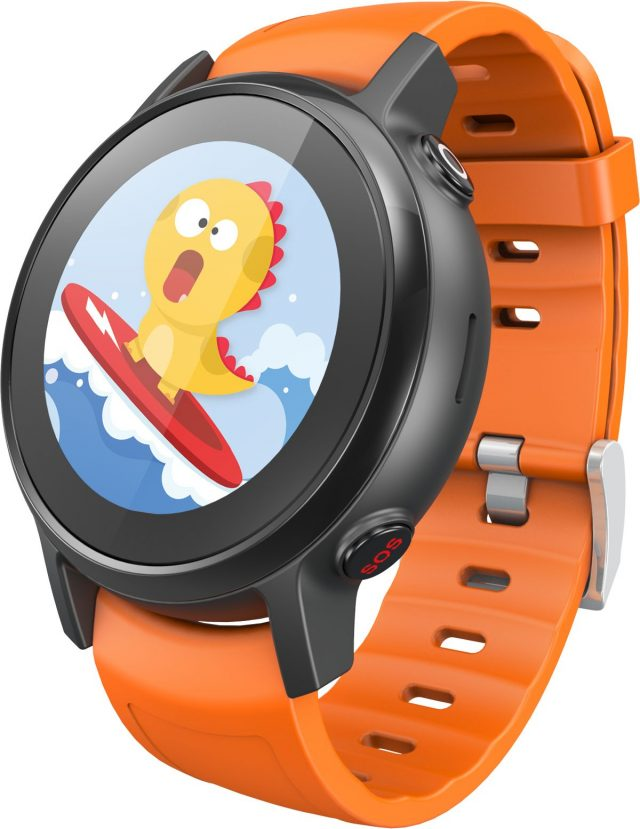 Coolpad Dyno 2 smartwatch is aimed at kids