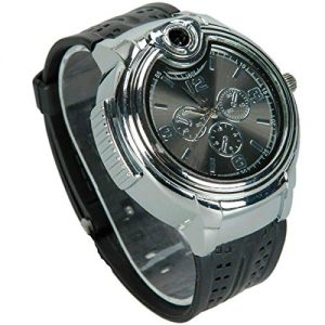 Cigarette Flame Lighter Watch 4