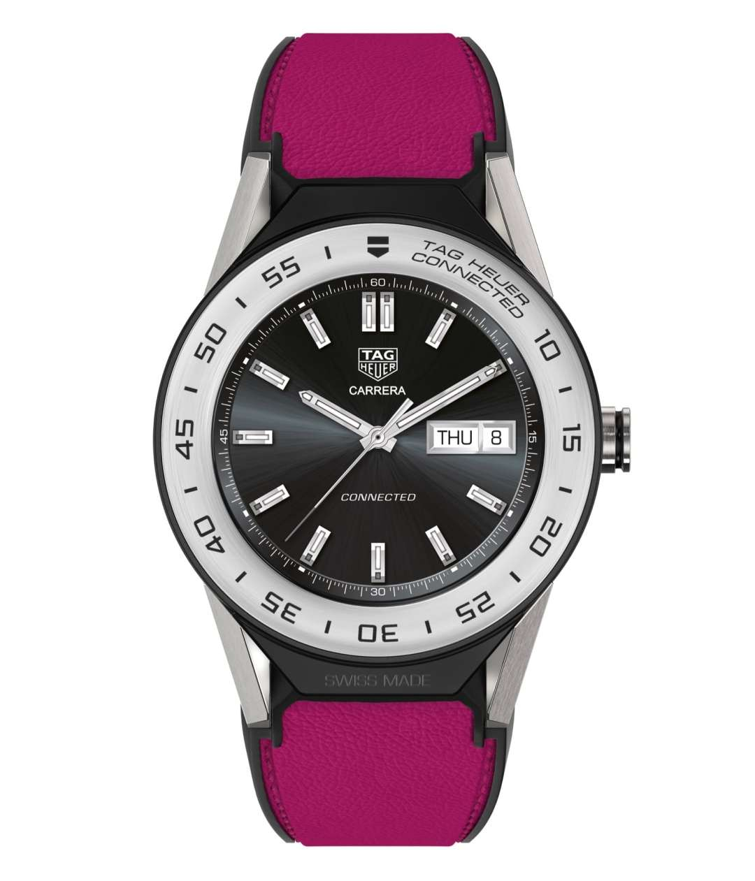 First Look- 2018 TAG Heuer Connected Modular 41 Smartwatch ...