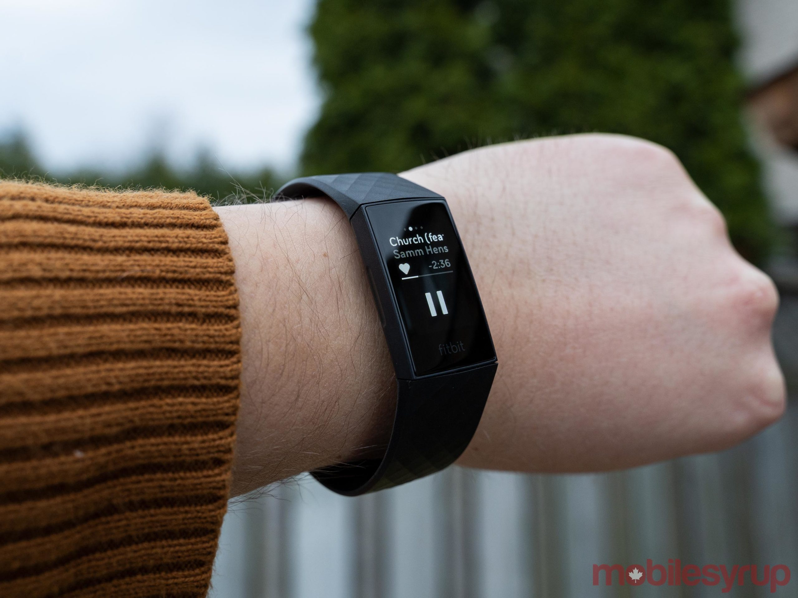 Fitbit Charge 4 Review: More than just step tracking