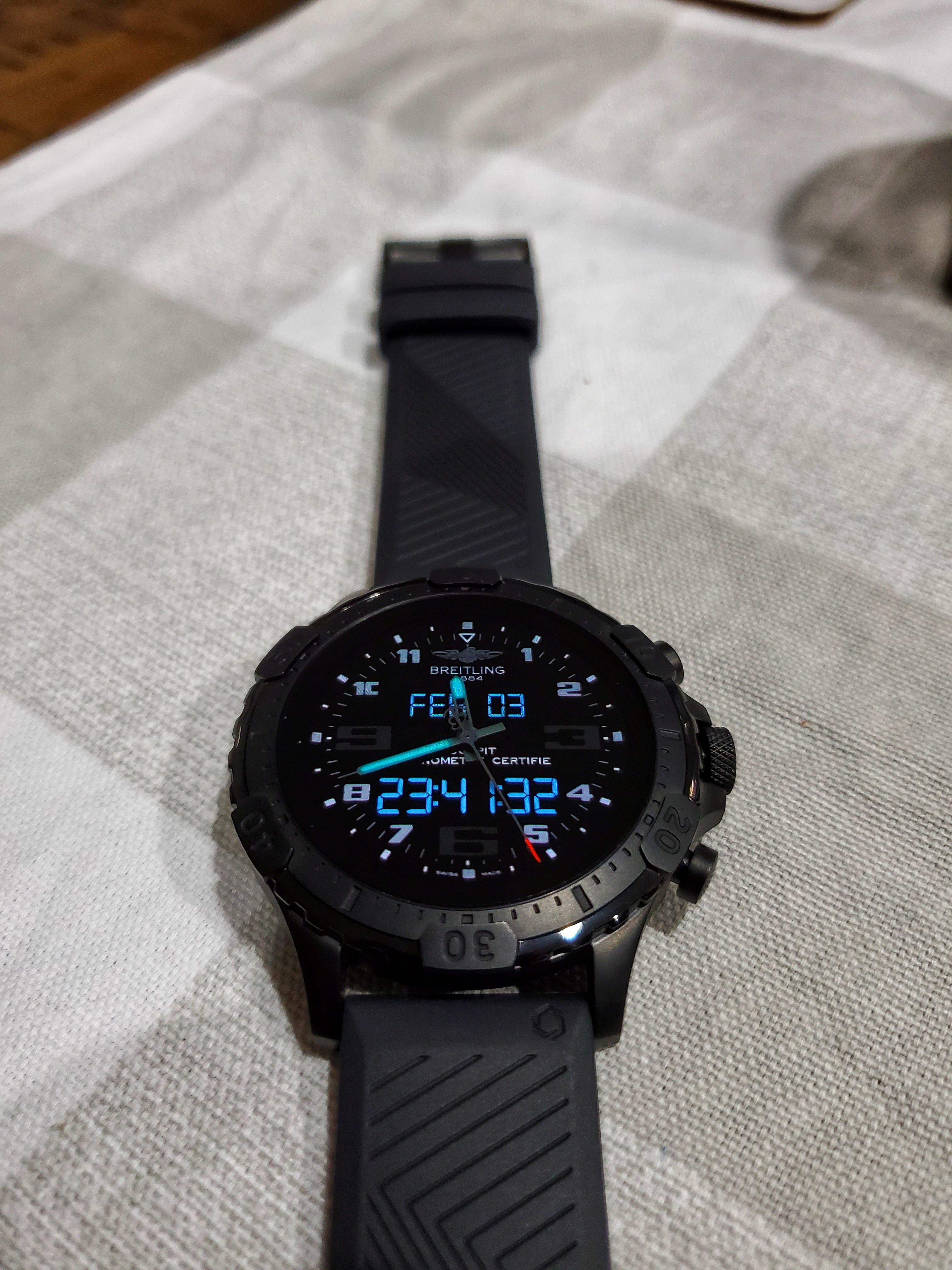 Fossil Gen 5 garrett with new band and face COROS APEX ...