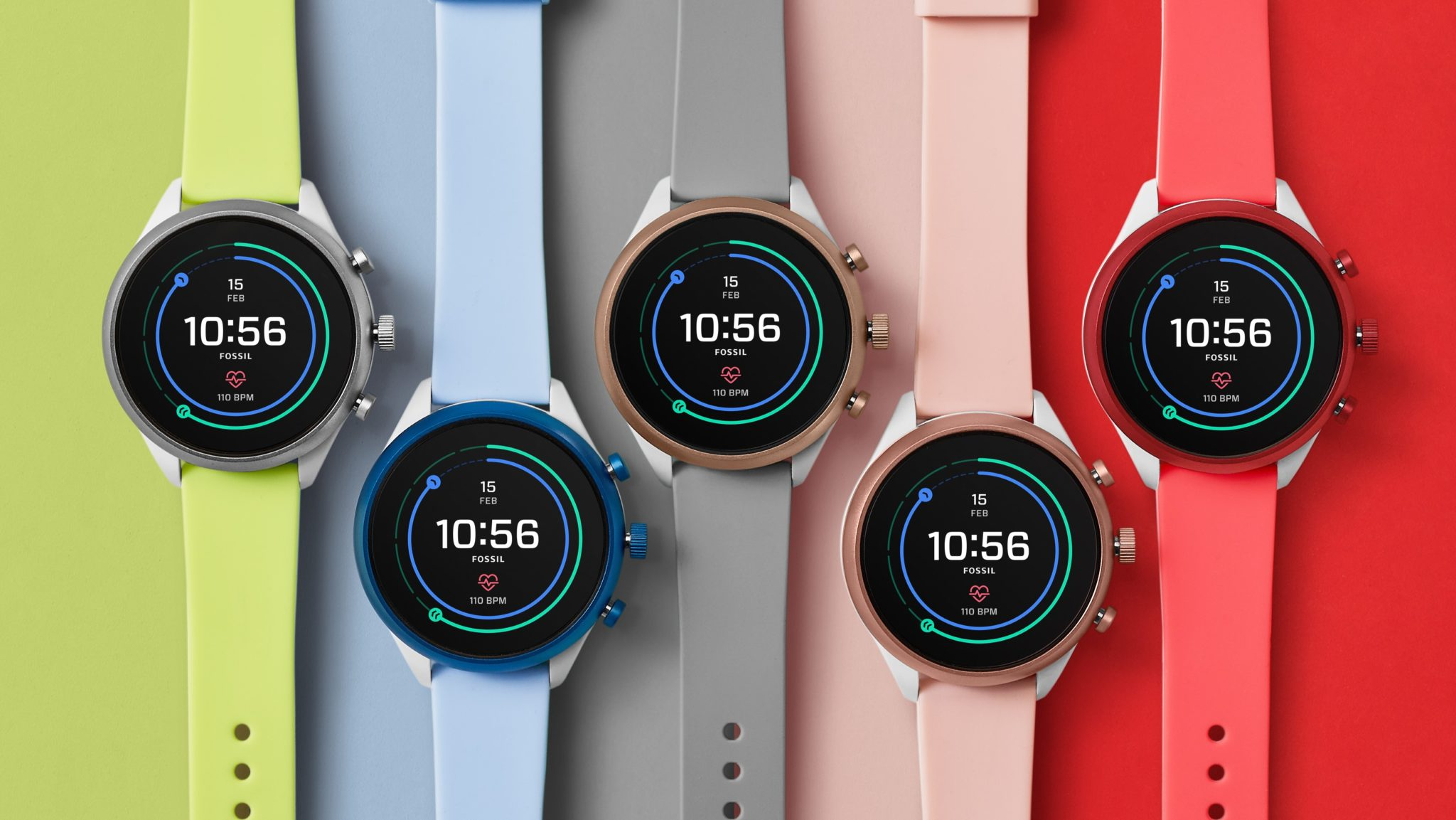 Fossil looks to take a bite out of Apple's share of the ...