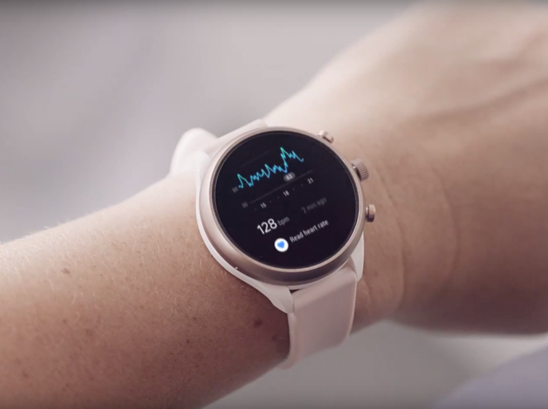 Fossil's Sport Smartwatch is the most affordable ...