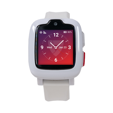Freedom Guardian Wearable Medical Alert System Smartwatch w/ Free Month of Service