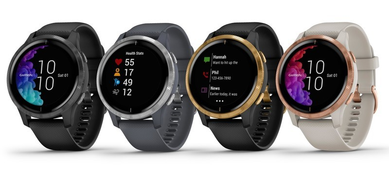 Garmin Venu announced with 5-day battery, GPS, and AMOLED ...