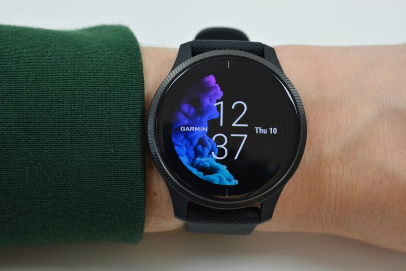 Garmin Venu review: Fitness expertise with many pixels ...