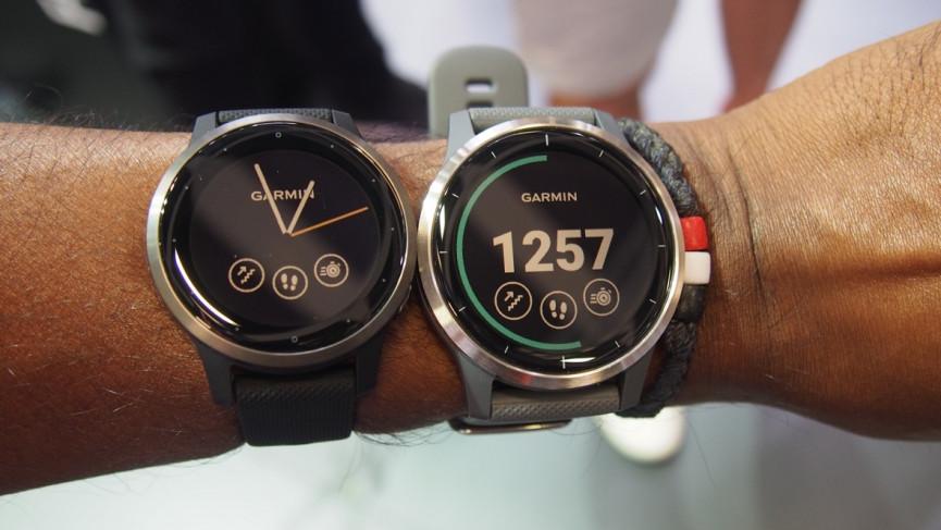 Garmin Vivoactive 4 first look: Sporty smartwatch will ...