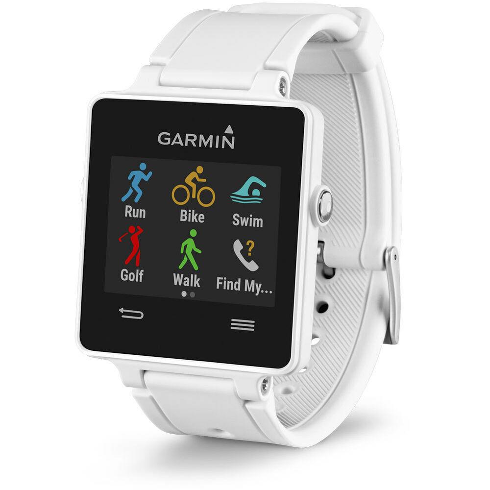 Garmin Vivoactive Gps Watch White   eBay