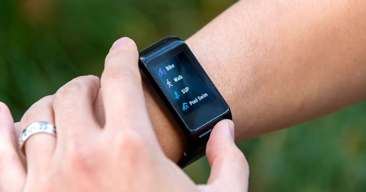 Garmin Vivoactive HR Review | Digital Trends