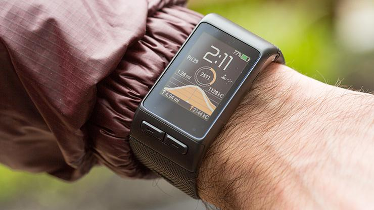 Garmin Vivoactive HR Review & Rating | PCMag.com