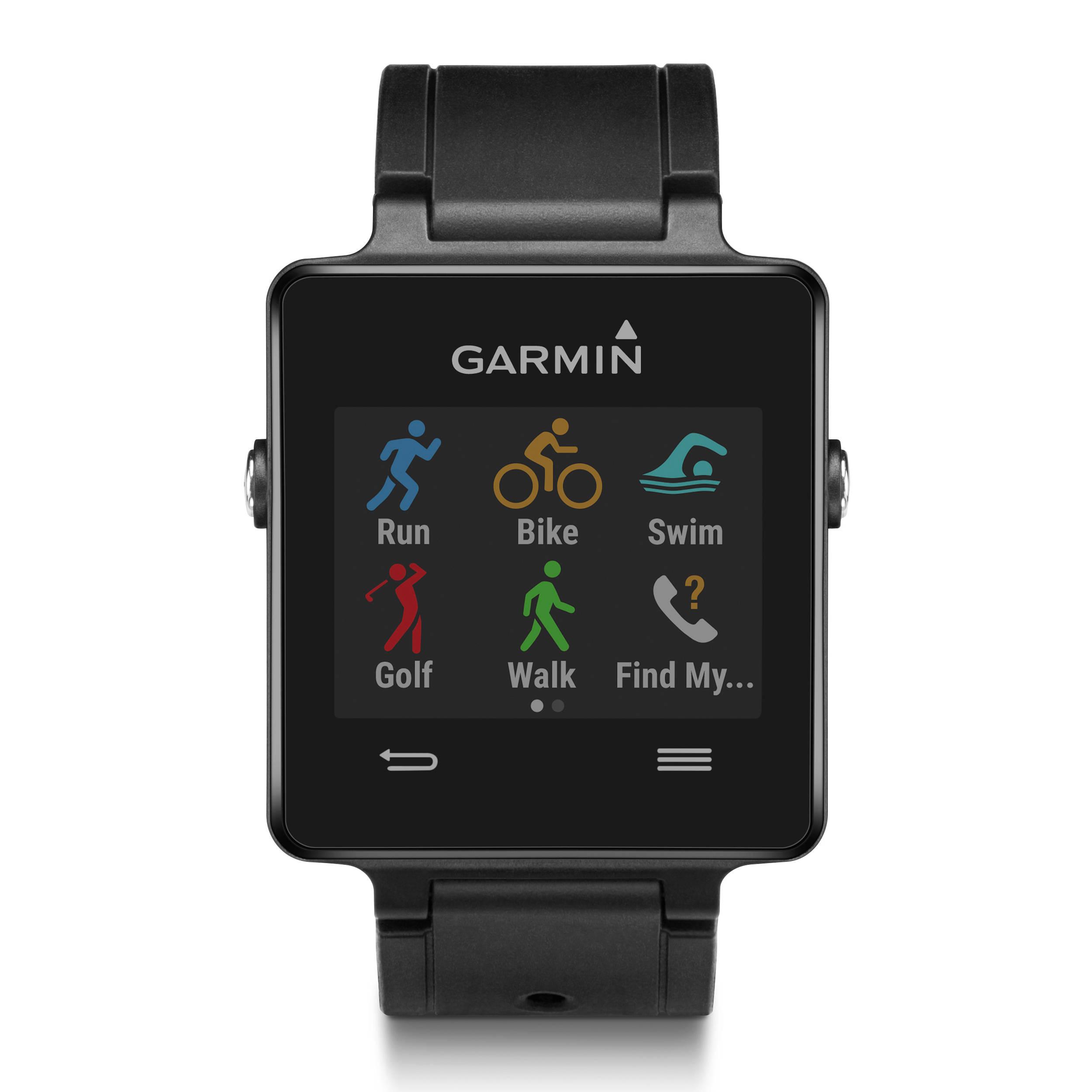 Garmin vivoactive Sport Watch with Heart Rate 010-01297-10 B&H