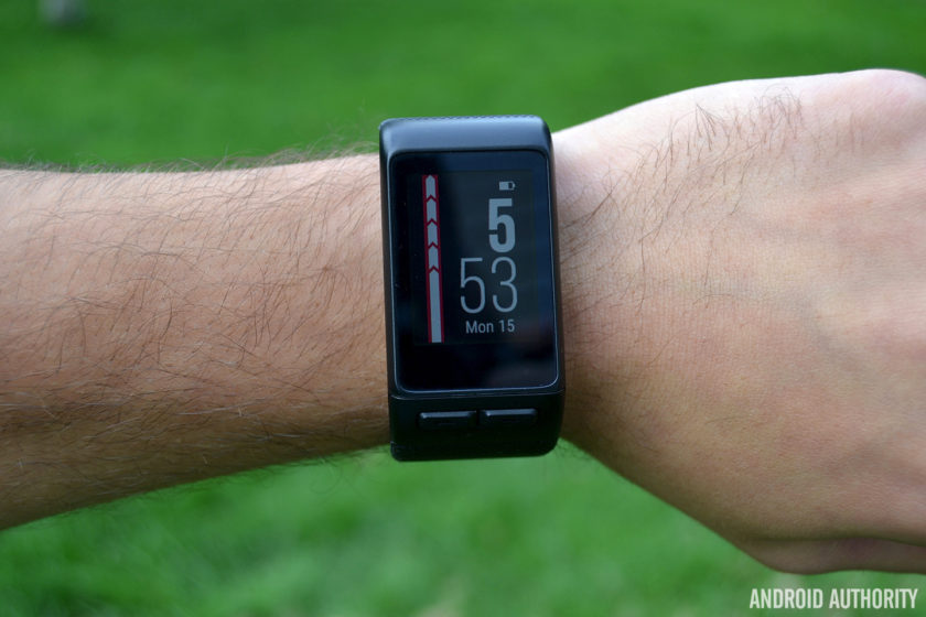 Garmin vívoactive HR review - Android Authority