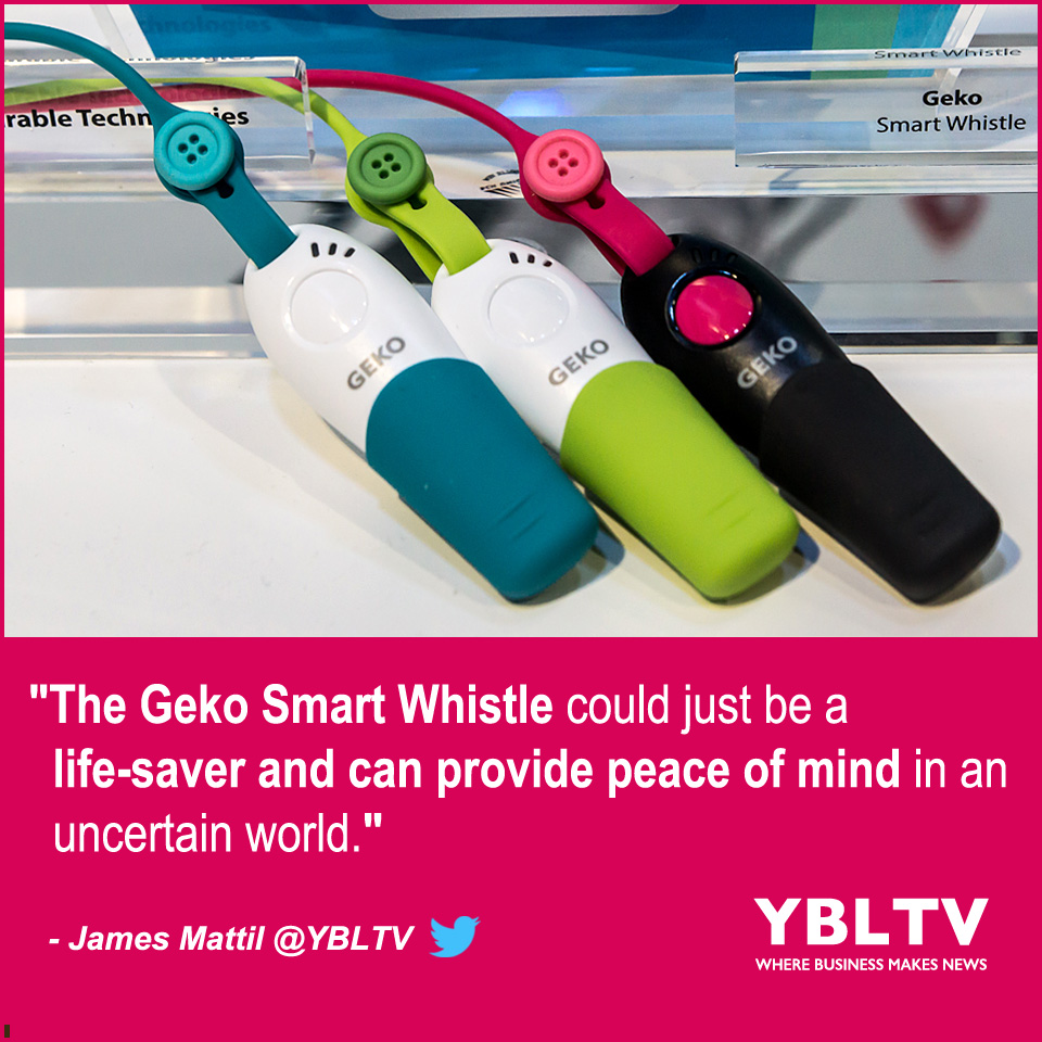 Geko Smart Whistle Review: Stay Safe Anytime of the Year ...